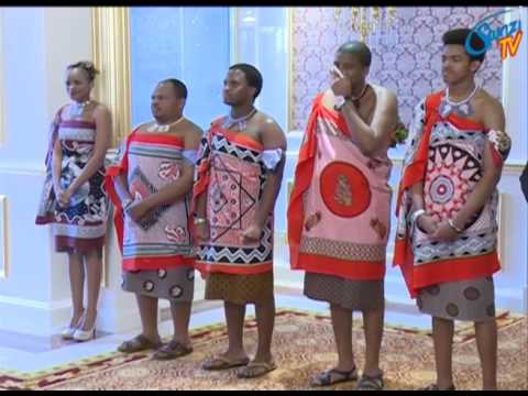 His majesty King Mswati III ensures improvement in lives of Swazis
