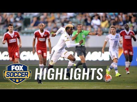 LA Galaxy vs. Central FC - CONCACAF Champions League Highlights