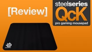 SteelSeries QcK Pro Gaming Mousepad Review!