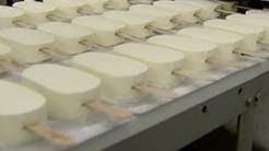 Eis: So wird Magnum-Eis bei Langnese hergestellt