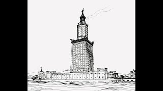 Great Wonders: The Lighthouse at Alexandria: The Pharos