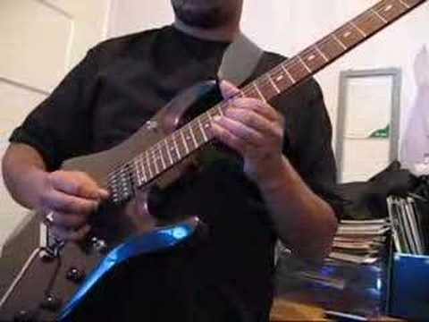 Ayreon - Dream Sequencer (cover) mp3