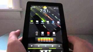 CyanogenMod 7 on the Amazon Kindle Fire (with working audio)