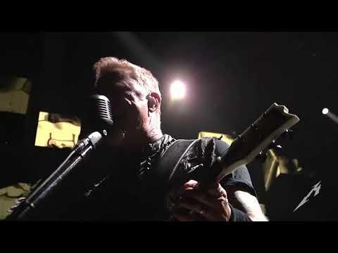 Metallica The Wait  2009 Vs 2018