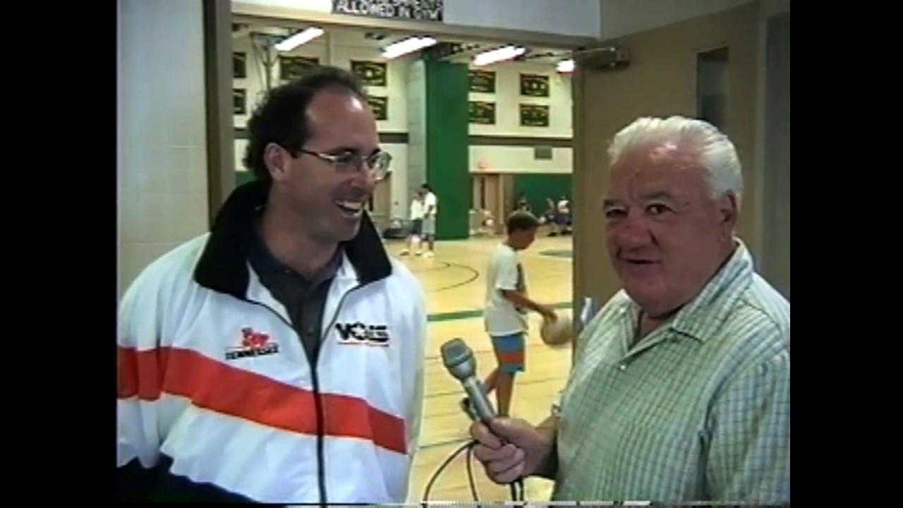 WGOH - Kevin O'Neil Basketball Camp  8-10-94