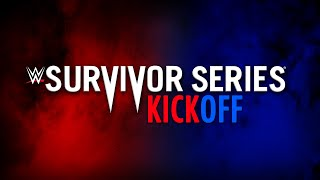 Survivor Series Kickoff: Nov. 22, 2020