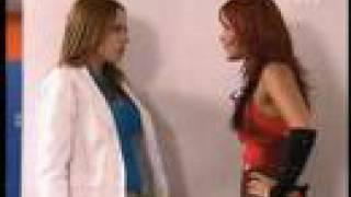 Discucion entre Pilar y Robeta, - Rebelde - RBD