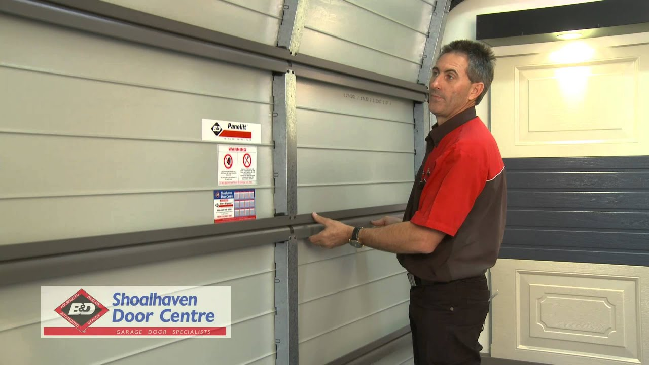 Safety and Panel Lift Doors  sc 1 st  YouTube & Safety and Panel Lift Doors - YouTube