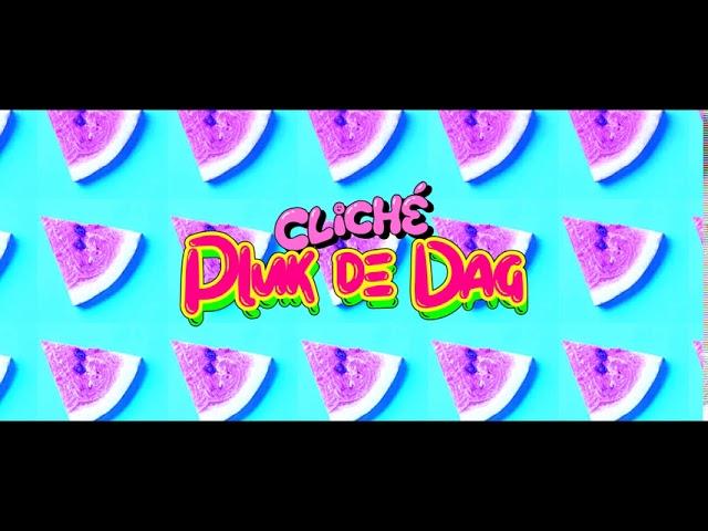 Alsnog videoclip voor Cliché's single Pluk de Dag