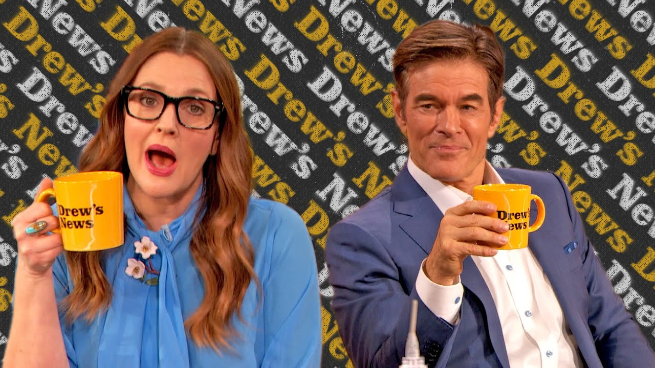 Dr. Oz Explains Why You Don't Need Coffee First Thing in the Morning | Drew's News