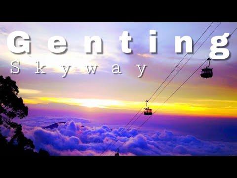 Ngeprank Di Cable Car @genting High Land - Trip Malaysia - day 5