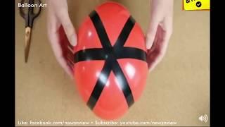 Balloon Art   Balloon Activities   DIY Hobby Ideas   Balloon Kids Activities