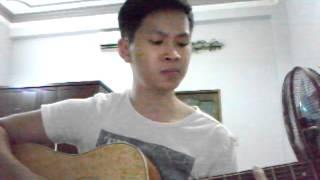 Mat cam giac yeu guitar