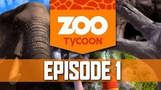 Zoo Tycoon Walkthrough Part 1 - Let