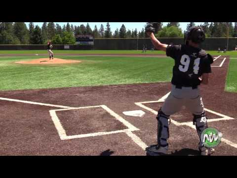 Elijah Hainline — PEC - RHP - Mead HS(WA) -June 21, 2017