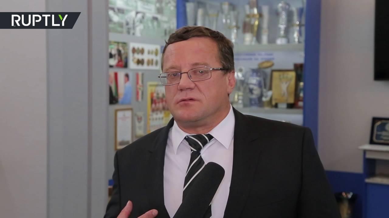 Глава Паралимпийского комитета Белоруссии разъяснил намерение пронести флаг России