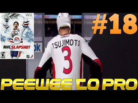 NHL Debut - NHL Slapshot Peewee To Pro #18