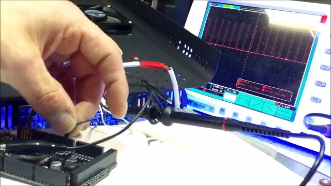 How To Arduino Controlled Ocean Revive Arctic T247 Ramping Led Circuit Controller Typhoon Controler Youtube
