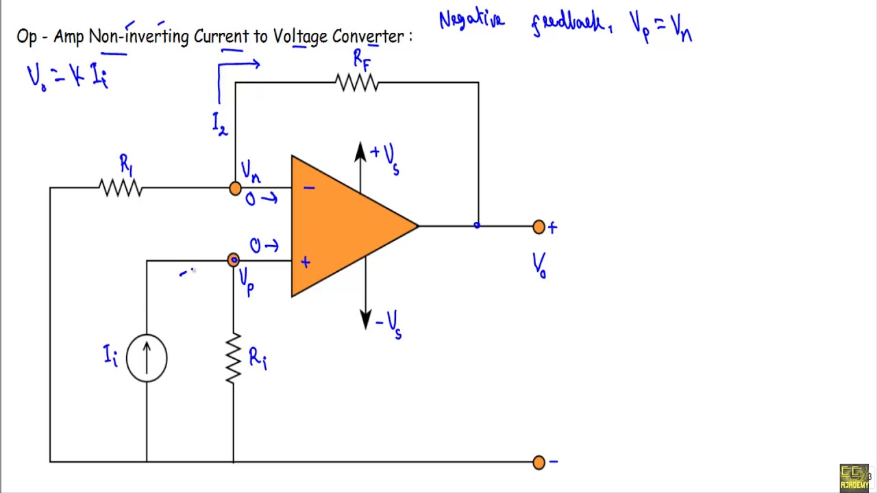 medium resolution of op amp current to voltage converter