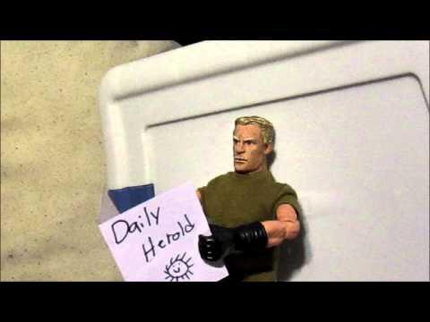 G.I. Joe on toilet
