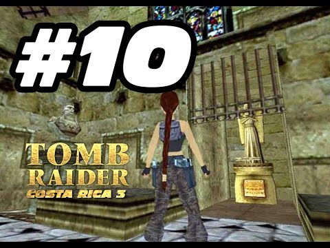 010 Tomb Raider Costa Rica Ep.3 [IvánTRFan for CGTV Broadcast] @IvanTRFan