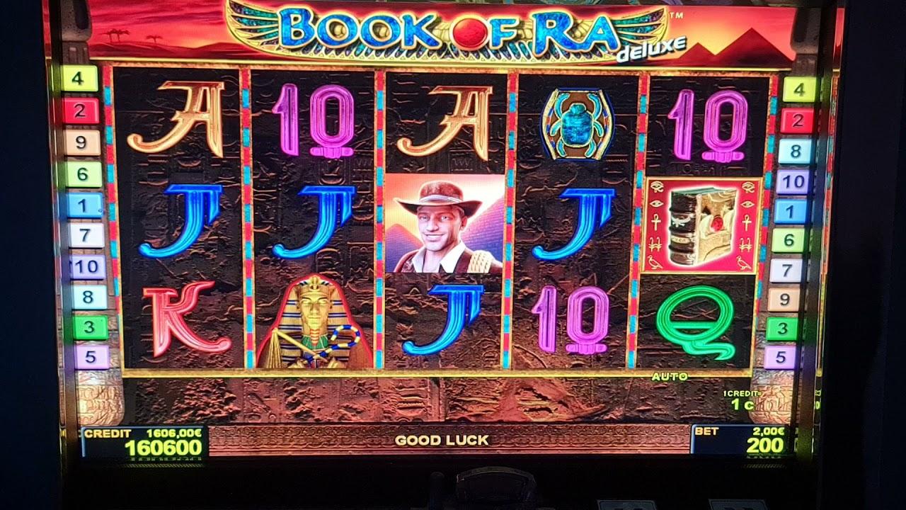 Book Of Ra 8 Euro Trick