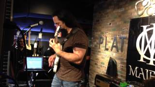 Jonh Petrucci - Guitar Center Times Square - Enigma Machine