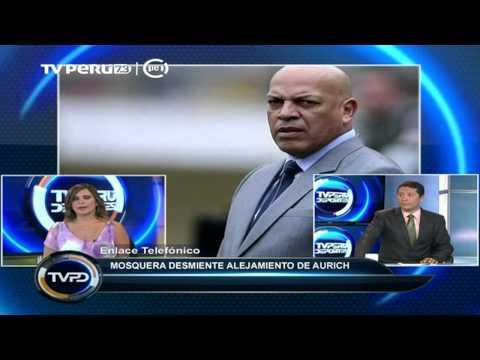 ROBERTO MOSQUERA LLAMA COBARDES A PERIODISTAS DEL DIARIO LIBERO