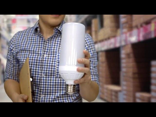 Commercial Video - Corn Light Bulb⠀