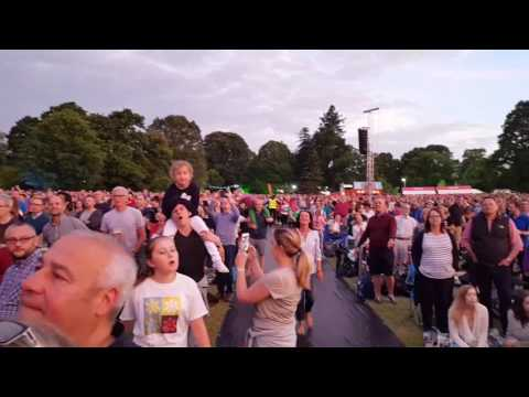Born of Frustration - James at Kew Gardens - Saturday, 15th July 2017