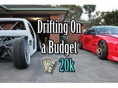 Forza Drifting On A Budget Youtube