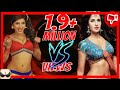 [093-7] Who's Hotter? Shruti Hassan VS Katrina Kaif!!