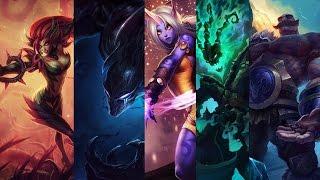 League of Homies - League of Legends