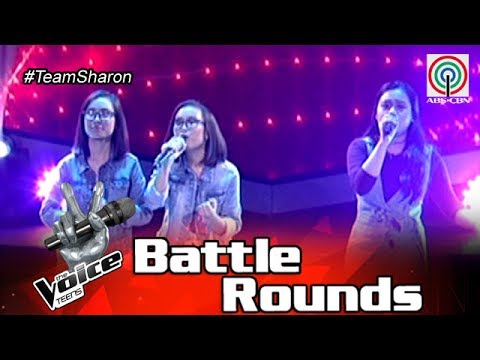 The Voice Teens Philippines Battle Round: Arlene & Kathleen vs. Arisxandra - You