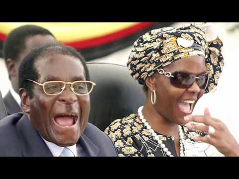Zodwa Wabantu meet Robert Mugabe ! | S Africa News