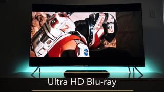 Samsung 4K Ultra HD Blu-ray Player Blogger Review