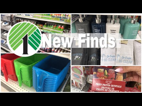 HUGE Dollar Tree Shop NEW FINDS