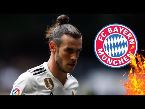 Wegen Bale: Real Madrid macht Bayern Hoffnung !