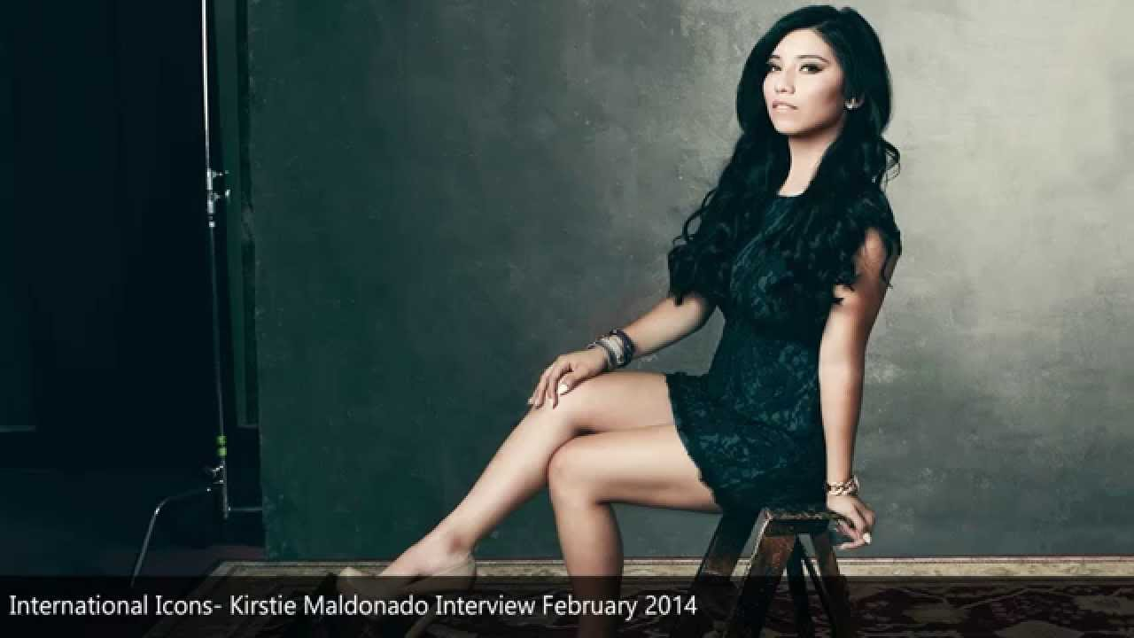 Kirstie Maldonado- Interview With Pentatonix' Lead Singer