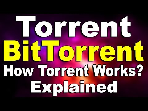 What is Torrent (BitTorrent) & How It...