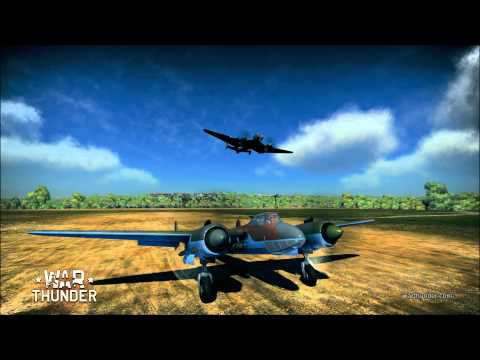 War Thunder Soundtrack: Menu Music 1