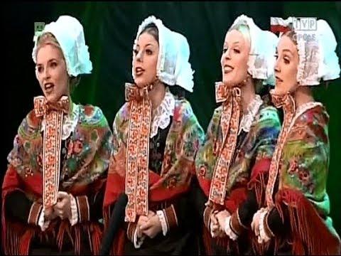 ,,Mazowsze - Koncert Galowy w Teatrze Wielkim część 1