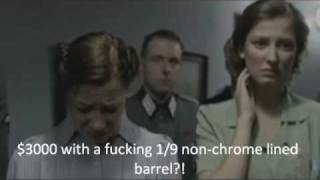 Hitler finds out how much the new Bushmaster ACR will cost