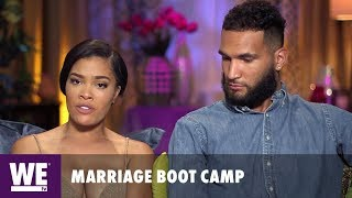 Why Did JJ Refuse to Read the Letter to Juelia? | Marriage Boot Camp: Reality Stars | WE tv