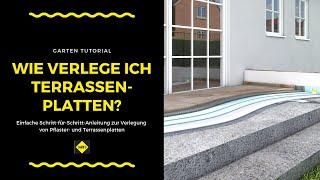Pflaster- und Terrassenplatten verlegen und verfugen im Garten, Einfahrt und Terrasse - SAKRET