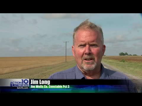 Copper Theft in Jim Wells County