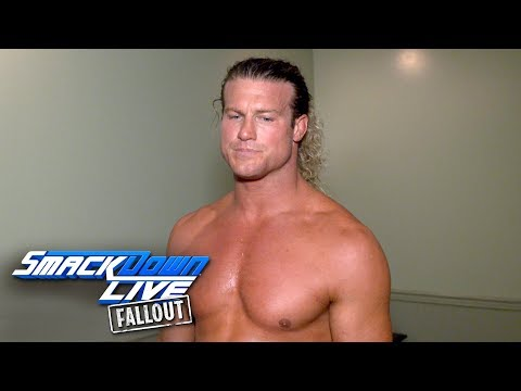 Whats next for Dolph Ziggler?: SmackDown  Fallout, Oct 31, 2017