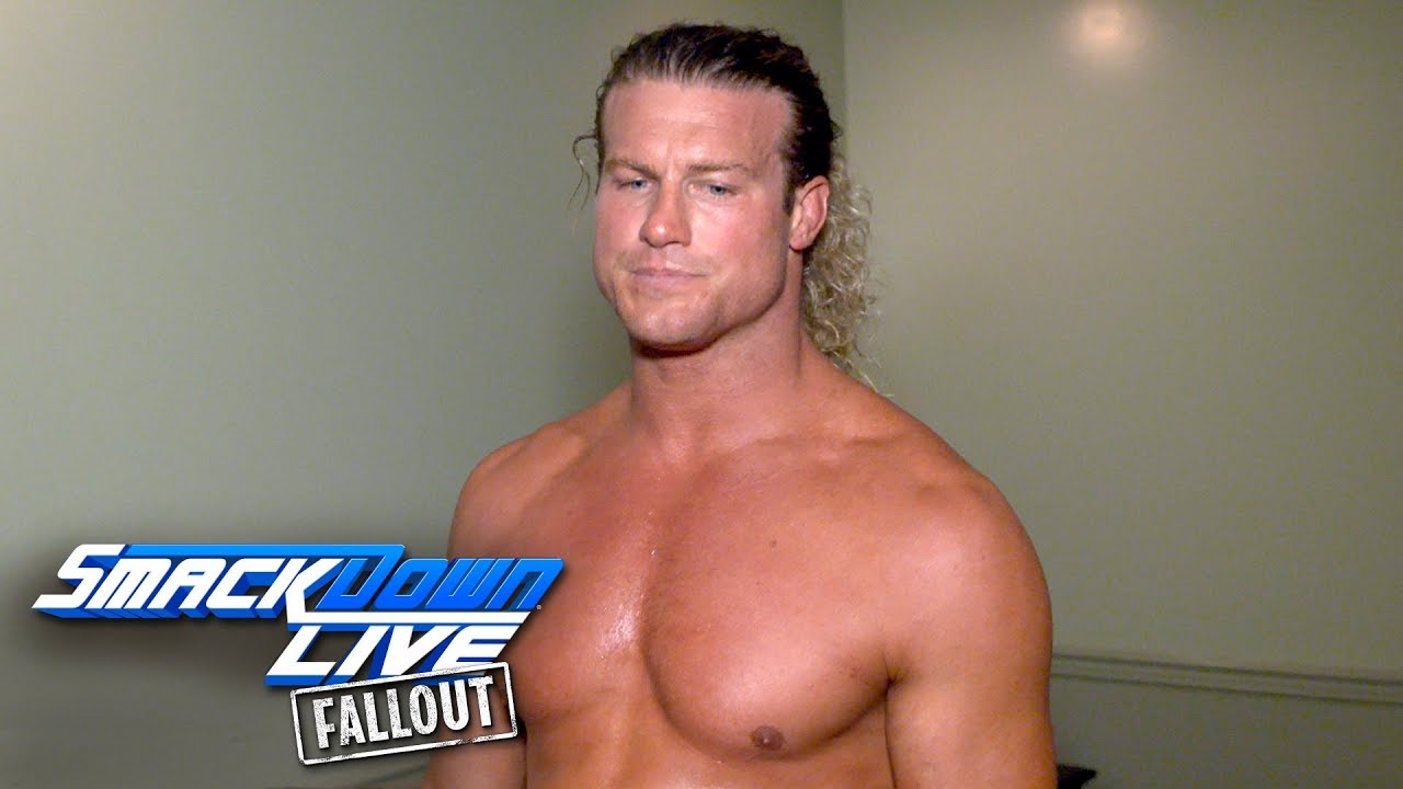 What's next for Dolph Ziggler?: SmackDown LIVE Fallout, Oct. 31, 2017