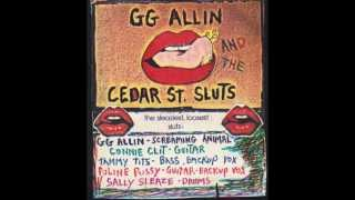 "GG Allin rips off Joan Armatrading ""Bad Habits"""