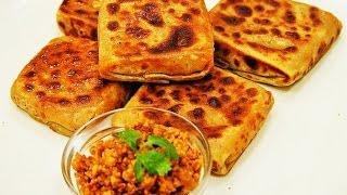 Egg Paratha / Anda Paratha / Ande ka Paratha / Delicious Paratha Recipe